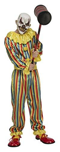 My Other Me Me-204390 Disfraz Prank clown para hombre, XL (Viving Costumes 204390)