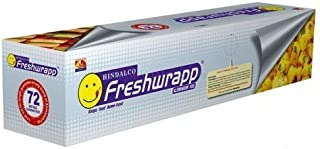 Freshwrapp Hindalco Aluminium Foil (Length 72 M, Width 30 Cm, Weight 821 G)