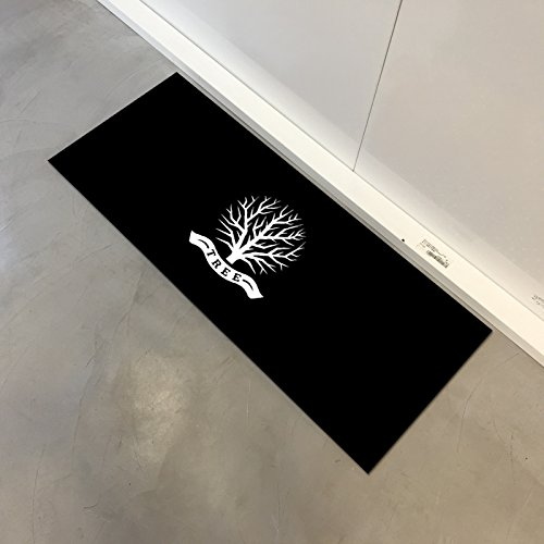 GRENSS Einfache kreative Teppiche Anti-Skid Matten für Schlafzimmer/Küche/Bad Bett Teppiche dekorative Matten Tee Tabelle Teppiche Wasable Matte, 03,600 mm x 1500mm