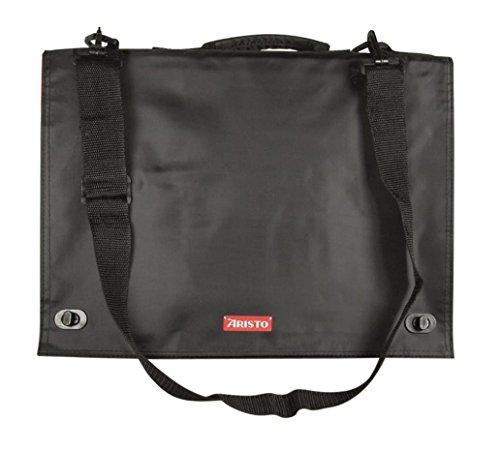 Aristo AR7063 Geo Board Carry Bag (Transporttasche für Zeichenplatten DIN A3) schwarz/rot