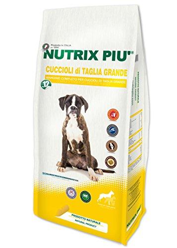 Nutrix Più Crocchette Secche Cuccioli Taglia Grande - 12000 gr