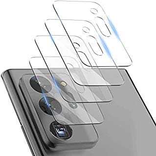 "[4 Pack] Camera Lens Protector for SAMSUNG GALAXY NOTE 20 Ultra(6.9""), Screen Protector W/Tempered Glass, Ultra Thin High ..."