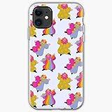 Kidcore Tumblr Clown Rainbow Clowncore Retro Clowns Vintage I Fsgteam- Phone Case for All of iPhone 12, iPhone 11, iPhone 11 Pro, iPhone XR, iPhone 7/8 / SE 2020… Samsung Galaxy