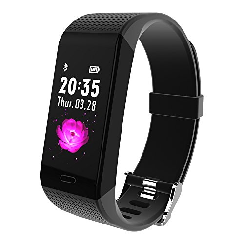Riversong Wave O2 Colored Smart Band (Black)