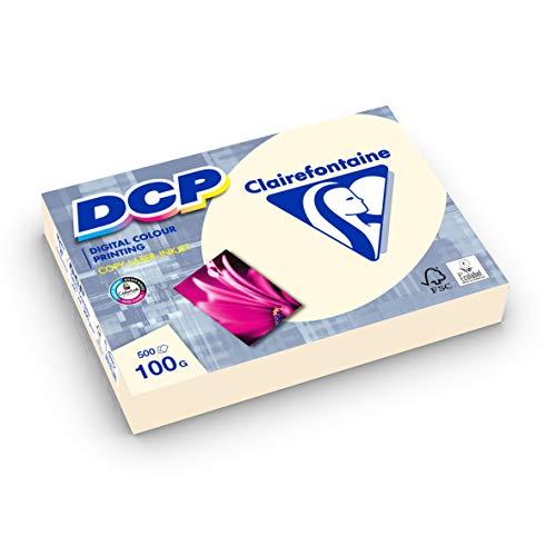 Clairalfa 1861C Multifunktionspapier DCP, A4, 100 g/qm elfenbein