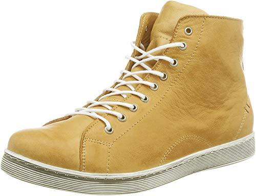 Andrea Conti Damen 0341500 Hohe Sneaker, Braun, 37 EU