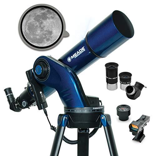 Meade Instruments StarNavigator GoTo Refracting Telescope