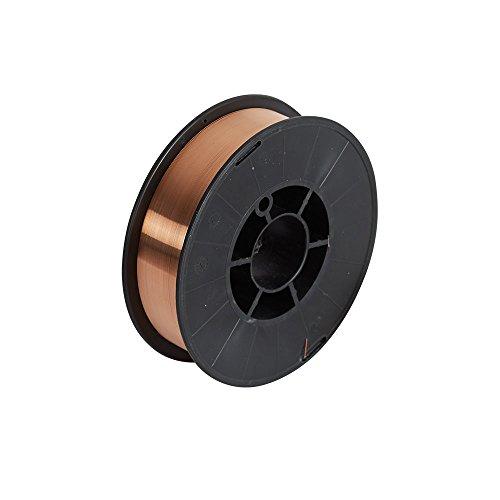 Telwin 802218 Bobine Fil Acier D. 0,8 mm 5 Kg pour Soudage