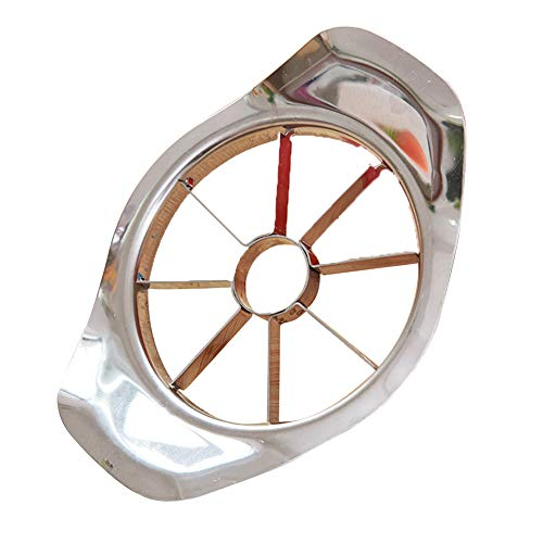 1 PCS Apple Slicer & Corer with Stainless Steel Thin Metal Cutter Blades