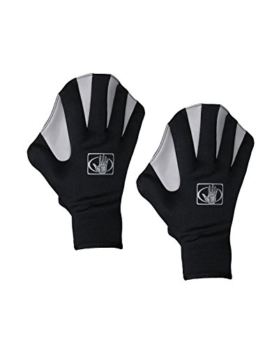 Body Glove Power Paddle Gloves (Small, Black)