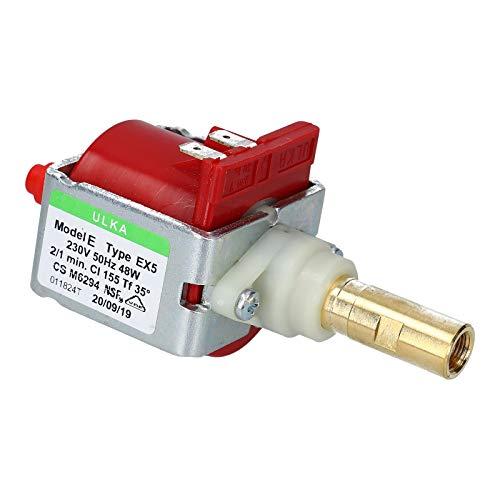DL-pro Wasserpumpe Pumpe Ulka EX5 48W 230V für Philips Saeco 996530007753 12000140 Kaffeemaschine