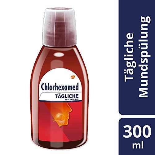 Chlorhexamed 60000000117361 Tägliche Mundspülung mit Chlorhexidin (0,06%),