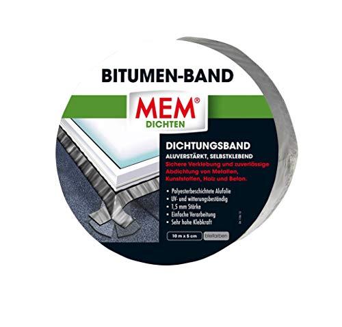 MEM 500479 bitumenband lood 5 cm x 10 m