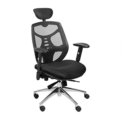 Bonzy Home Reclining Office Chair High Back - 300 LB Capacity...