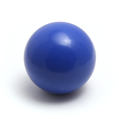 100mm Stage Contact Juggling Balls (Blue)