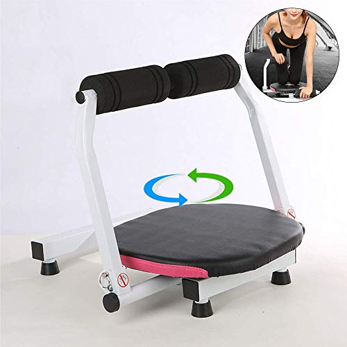Core & Abdominale Trainers, Twister Trainer Ab Exercise Machine for Crunch Sit Up Oefening Abdominale Workout LOLDF1