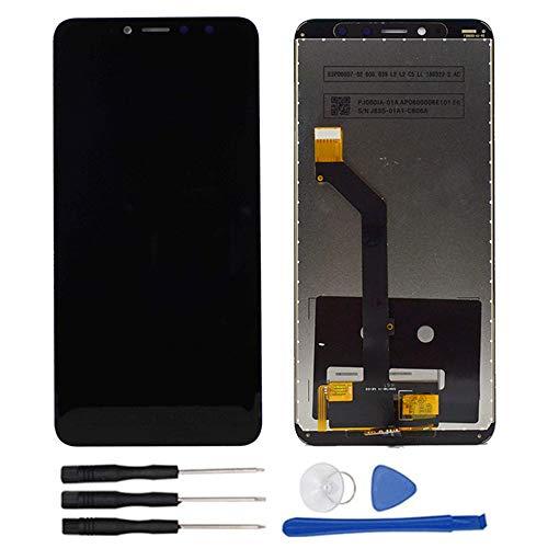 soliocial Asamblea Pantalla LCD Pantalla Táctil Vidrio para Xiaomi Redmi S2 M1803E6C/ Redmi Y2 M1803E6I Negro