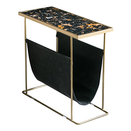 Zheng Hui Shop End Tables Coffee Table marmer ijzer salontafel creatieve opslag mini bijzettafel Nordic sofa edge