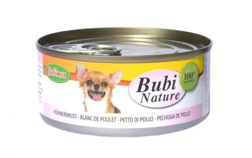 Bubi Nature Hund Hühnerbrust Größe 12 x 150g