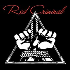 THE ORAL CIGARETTES「Red Criminal」のCDジャケット
