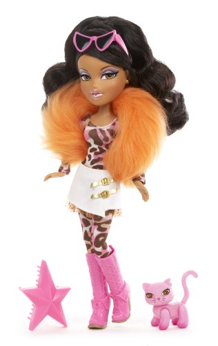 Bratz Catz Yasmin Puppe [UK Import]