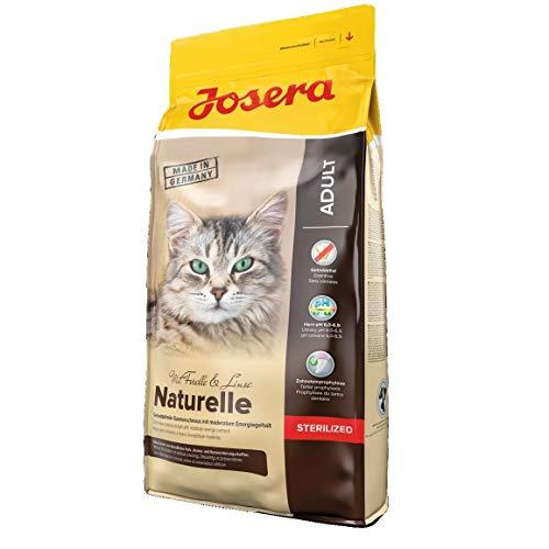Josera Naturelle | 400g Katzentrockenfutter getreidefrei