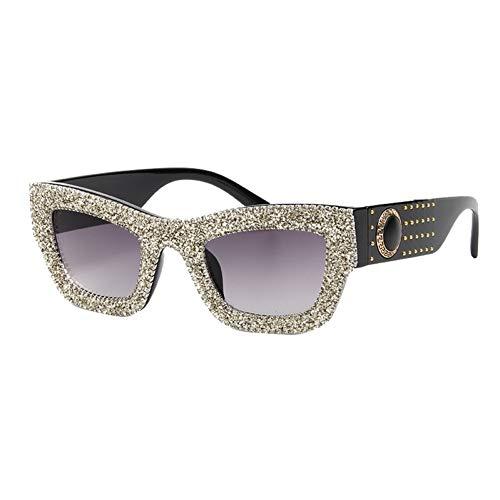 Taiyangcheng gepolariseerde zonnebril Zonnebril Vrouwen Vintage Kat Oog Zonnebril Goud Zonnebril Mannen Luipaard Frame Shades Voor Vrouwen Oculos