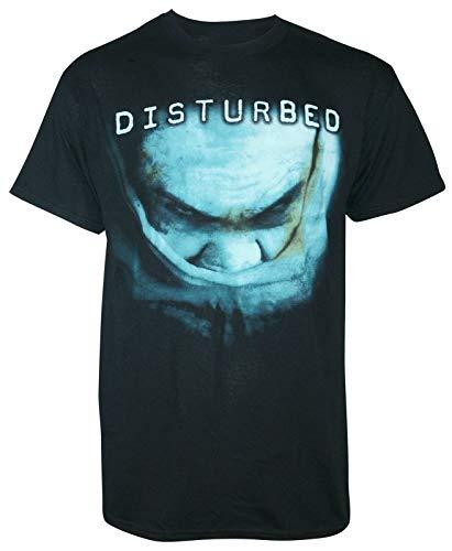 NR Authentieke verstoorde band de ziekte T-Shirt