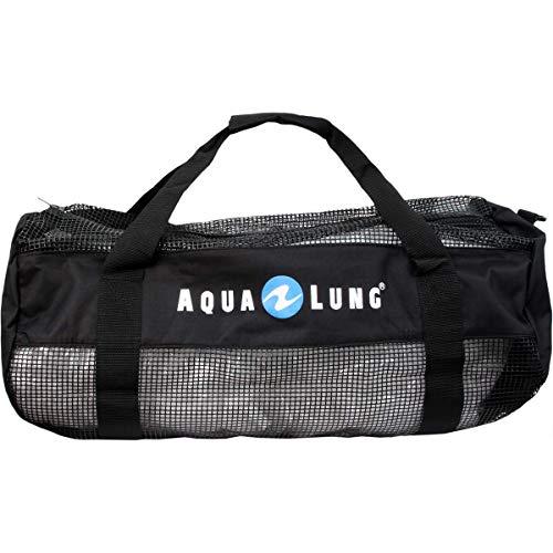 Aqua Lung Scuba Diving Medium Mariner Mesh Bag, Black
