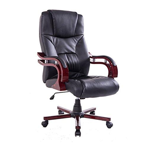 HOMCOM Bürostuhl Chefsessel Bürosessel Drehstuhl Stuhl Schreibtischstuhl Sessel Büro