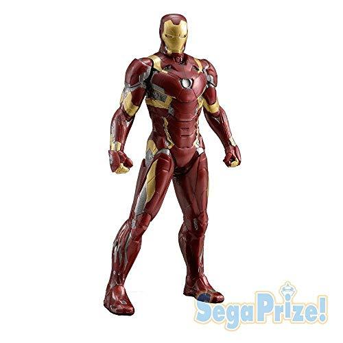 Figura de Colección IRON MAN 21cm MARK 46 Marvel CAPTAIN AMERICA Civi