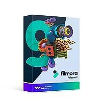 Wondershare Filmora9 (Mac版) 動画編集ソフト 永久ライセンス ワンダーシェアー