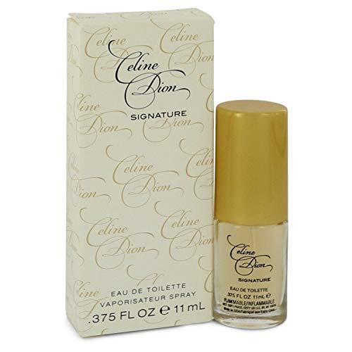 Celine Dion Signature Eau De Toilette Spray 11 Ml For Women