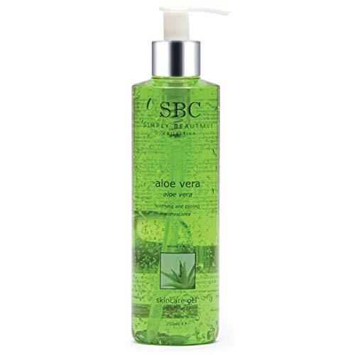 SBC Aloe Vera Gel con pompa 250 ml