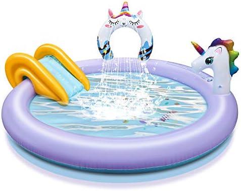 [Amazon.ca] Kiddie Pool with Slide $33.99 (Reg: 89.89, 62% off)