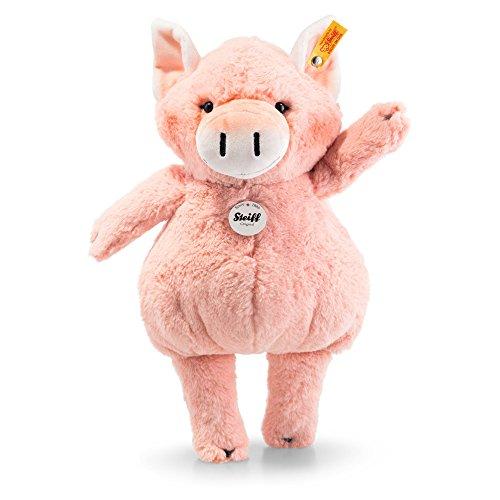 Steiff 283055 - Schwein Piggilee 35, Traditioneller Plüsch, rosa