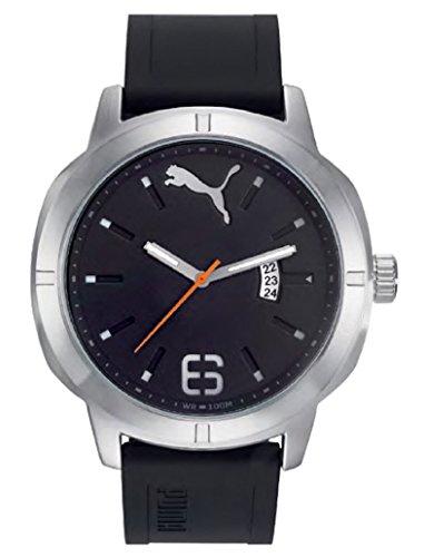 Puma Reloj Analógico para Hombre de Cuarzo con Correa en Plástico PU104261004