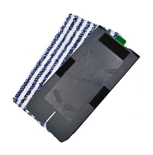 Ersatzplatte geeignet für Ihren Vorwerk Kobold SP 520 und 530 Saugwischer Nassreiniger + 1 Reinigngstuch