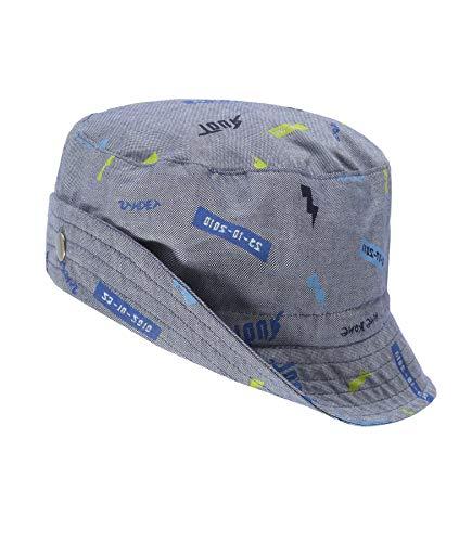 Döll Jungen Hut Mütze, Blau (Total Eclipse|Blue 3000), (Herstellergröße: 55)