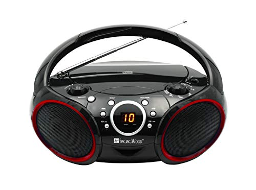 best radio with cd player