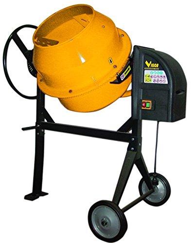 Vigor 59720-05 Betoniere, Modello 130, 550 W
