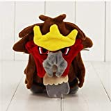 NC86 Animal Plush Toy Suicune Entei Raikou Plush Toy The Second Generation Gold and Silver Soft Stuffed Animal Dolls 15Cm