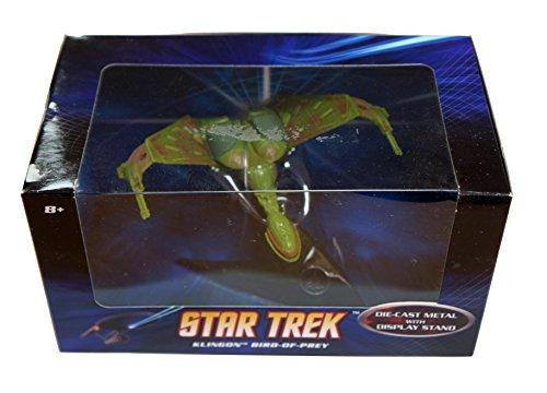 Hot Wheels Star Trek Klingon Bird Of Prey HMS Bounty