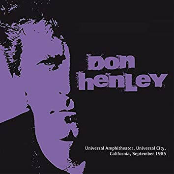 Live At Universal Amphitheater, Universal City, California, 4Th Sep '85 (Remastered)