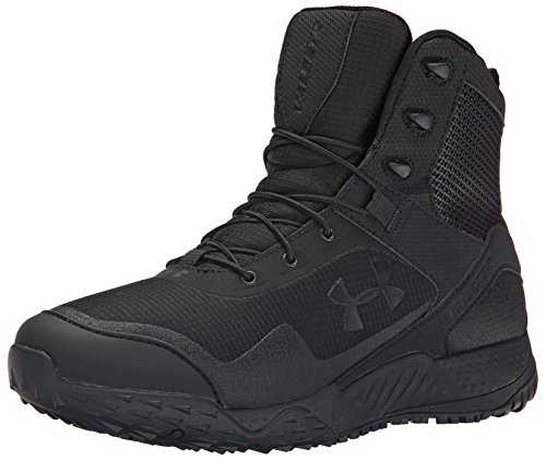 Under Armour Men's Valsetz RTS Side Zip Military and Tactical Boot,...