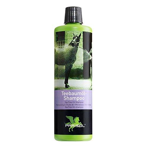 Parisol Teebaumöl-Shampoo, für empfindliche und gereizte Haut , 500 ml