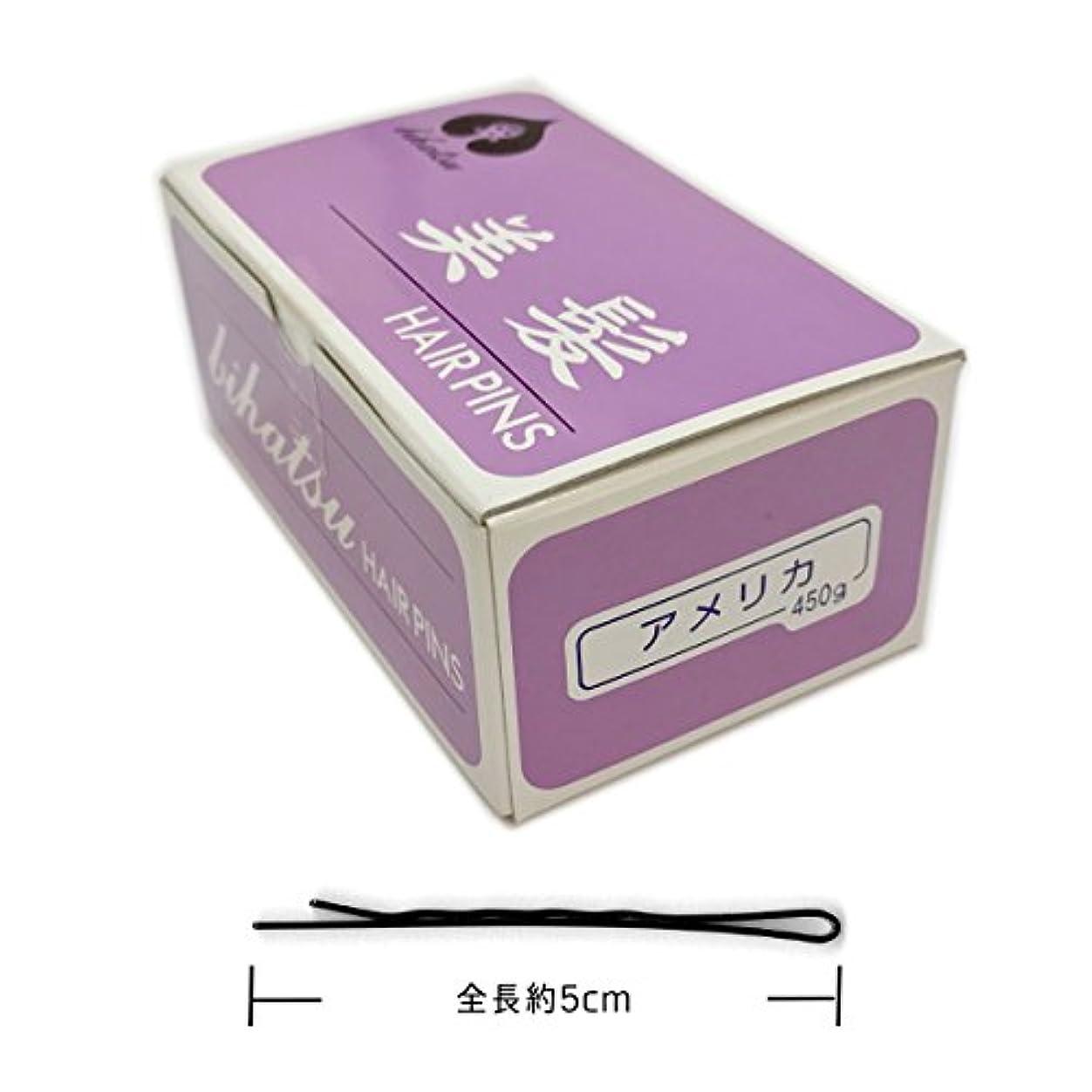 きょうだい学期円形ヒラヤマ ビハツ アメリカ (美髪) 450g約520本入り
