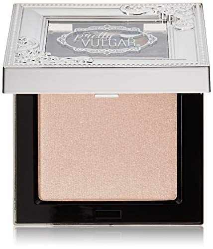 Pretty Vulgar - Shimmering Swan Highlighter, Clean & Cruelty-Free (Glimmers of BS)
