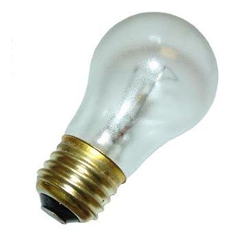 Marshall Air 502239 Appliance Lamp 40W 120V Teflon Coated Shatterproof For Marshall Air Kk6 381558