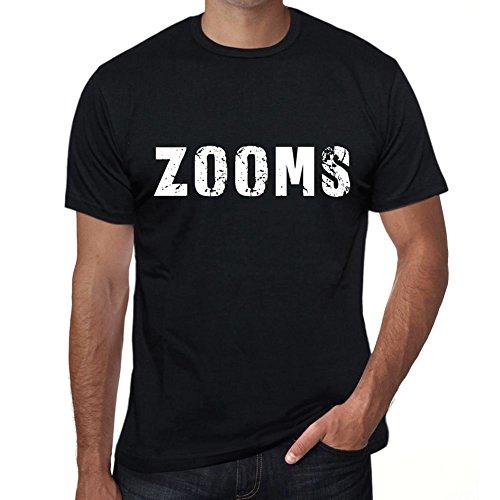 One in the City zooms Hombre Camiseta Negro Regalo De Cumpleaños 00553